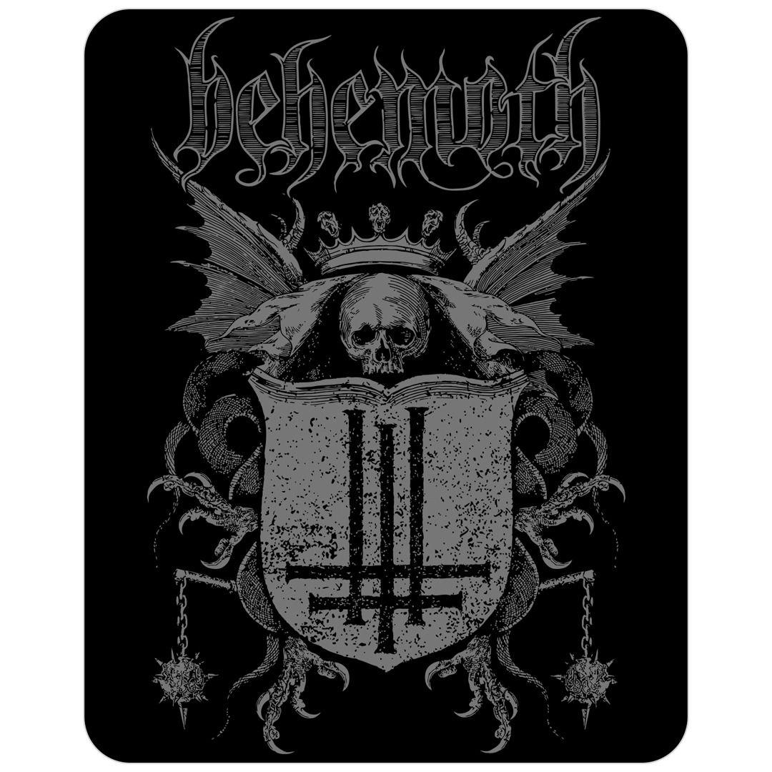 Behemoth - Triumviratus Shield [Adesivo]
