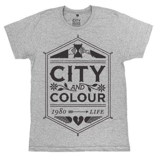 City And Colour - Crest