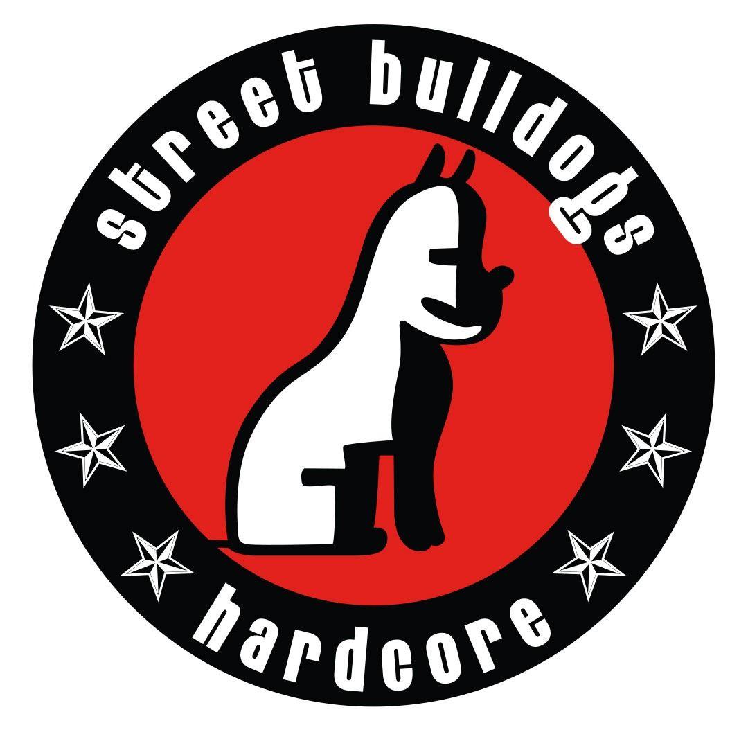 Street Bulldogs - Bulldog [Adesivo]