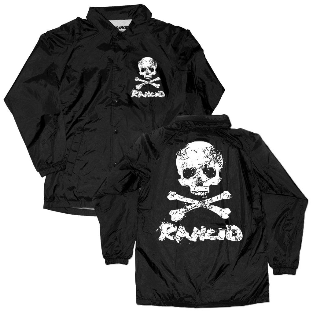 Rancid - D-Skull [Windbreaker]