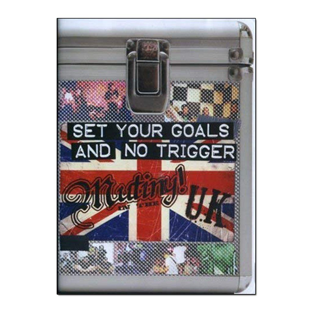 Set Your Goals + No Trigger - Mutiny! In The U.K. [DVD]