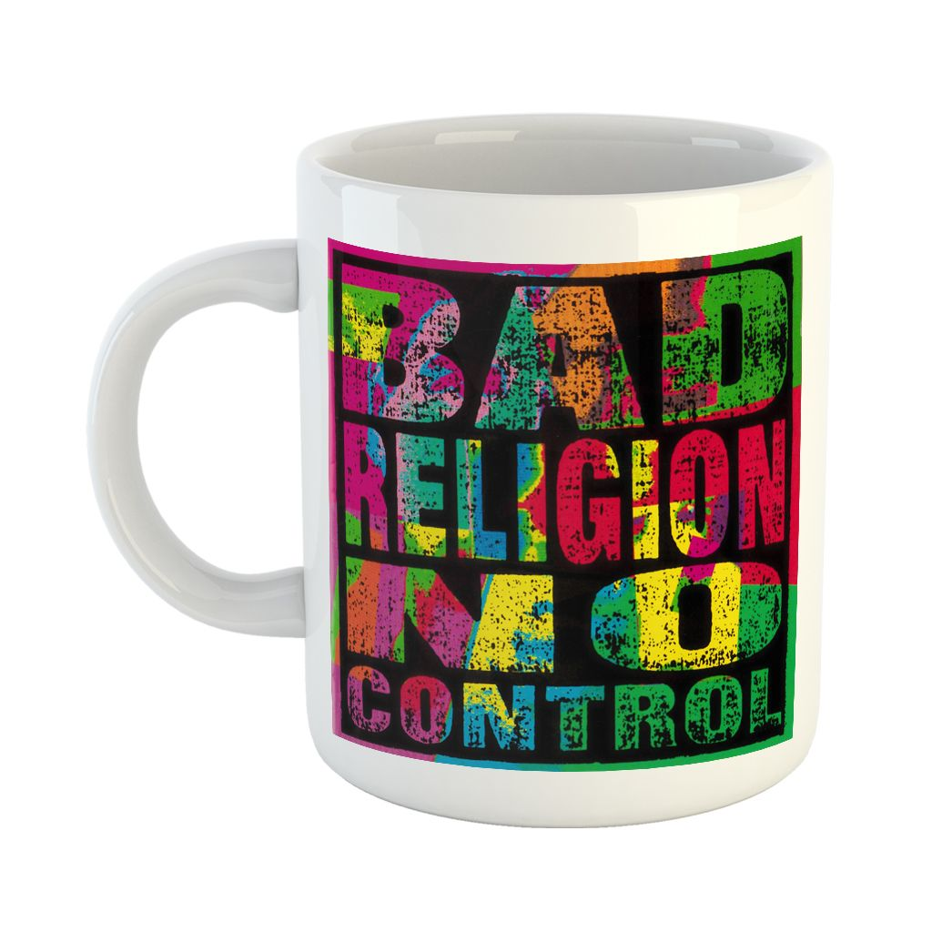 Bad Religion - No Control [Caneca]