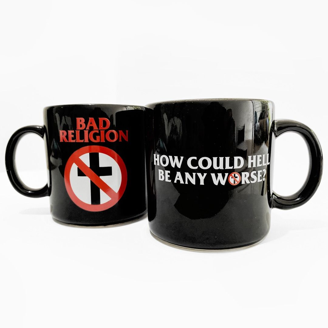 Bad Religion - How Could Hell Be Any Worse? [Caneca]