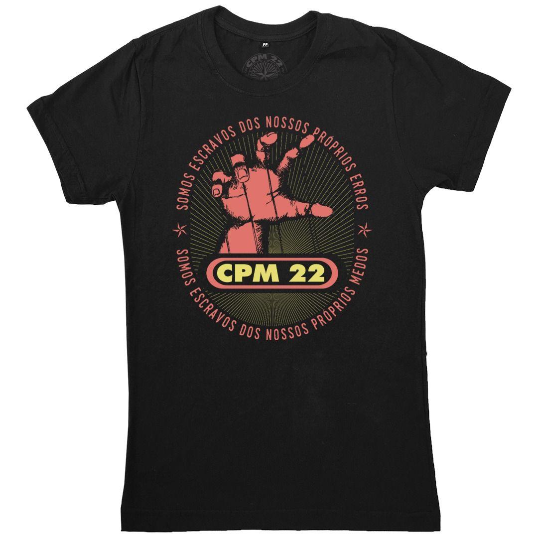 CPM 22 - Escravos dos Nossos Próprios Erros [Pré-venda]