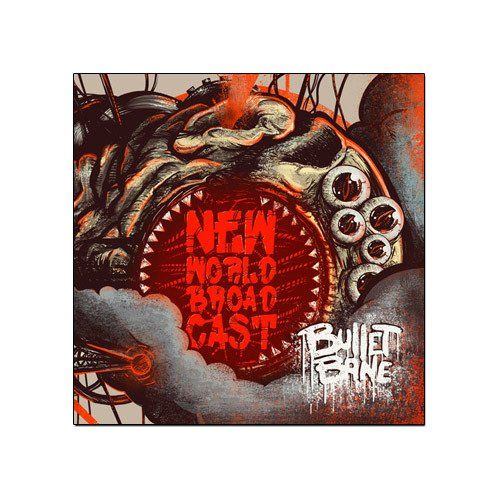 Bullet Bane - New World Broadcast [CD]