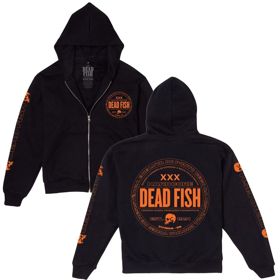 Dead Fish - Resistência [Soft Hoodie]