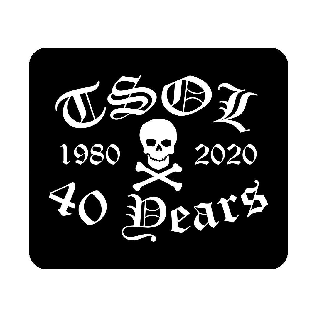 TSOL - 40 Years [Adesivo]