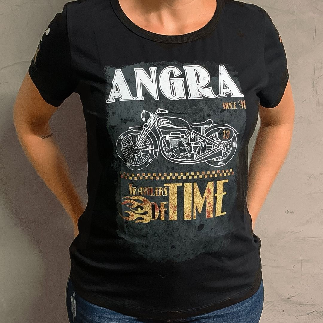 Angra - Travelers Of Time