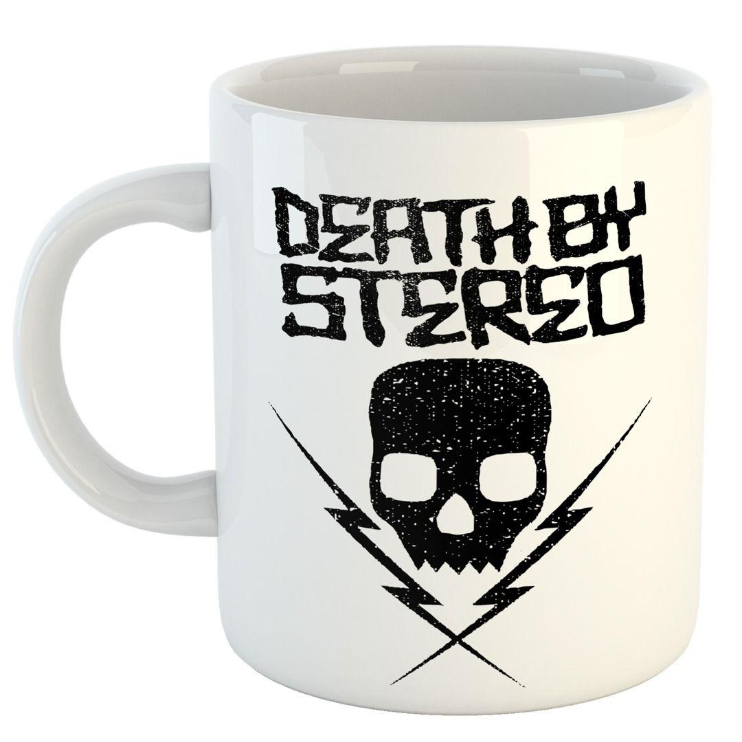 Death By Stereo - Skull Logo [Caneca]