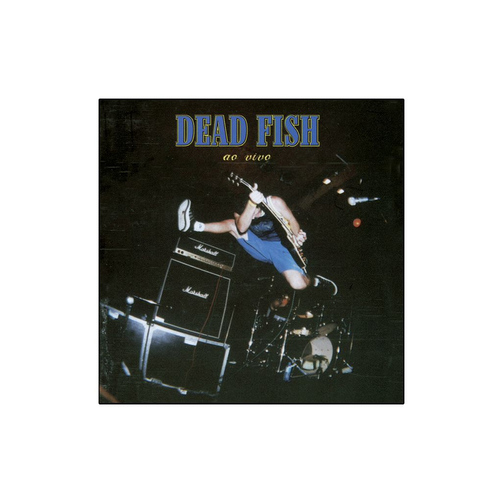 Dead Fish - Ao Vivo [CD]