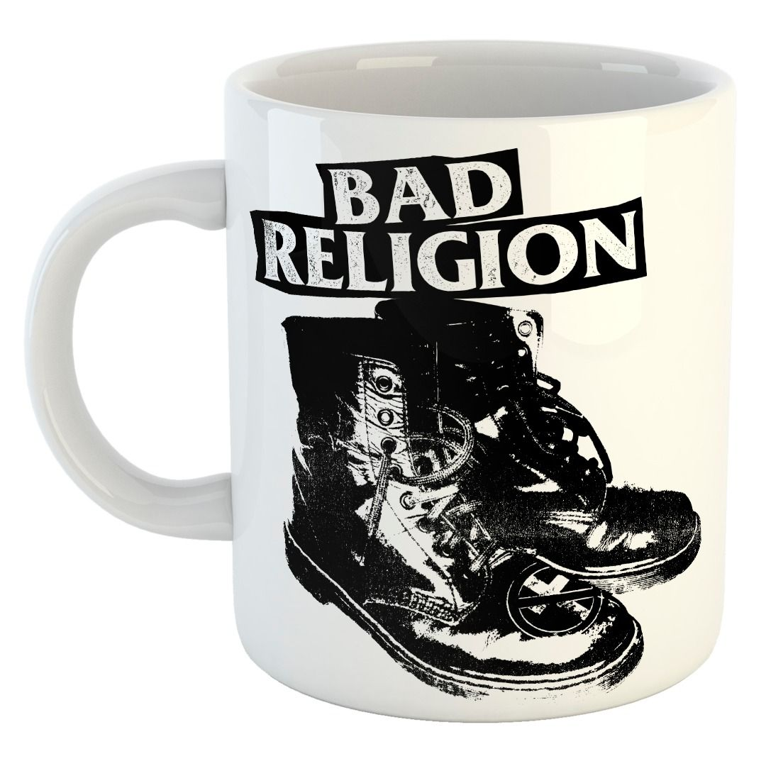 Bad Religion - Up The Punx [Caneca]