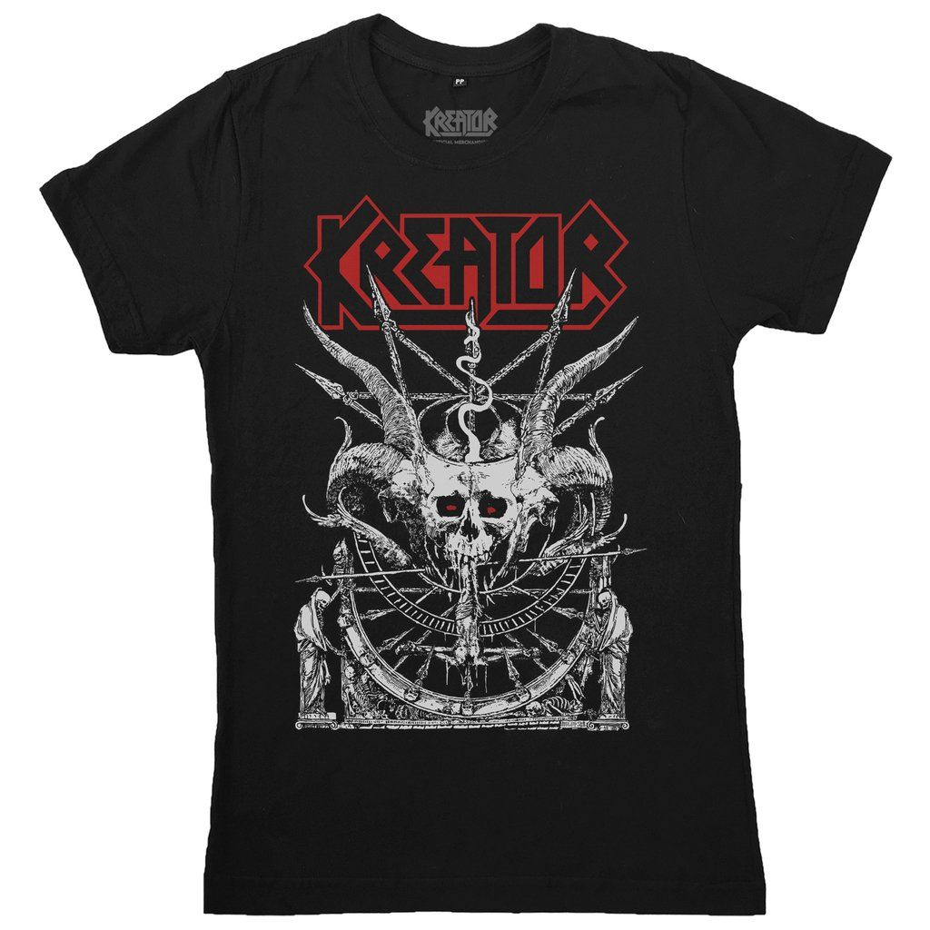 Kreator - Demon Altar [Camiseta Importada]
