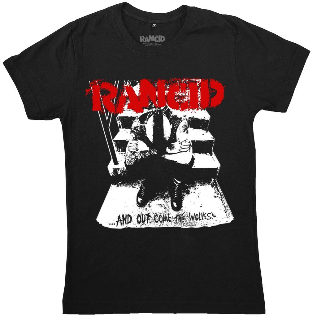 Rancid - ...And Out Come The Wolves [Camiseta]