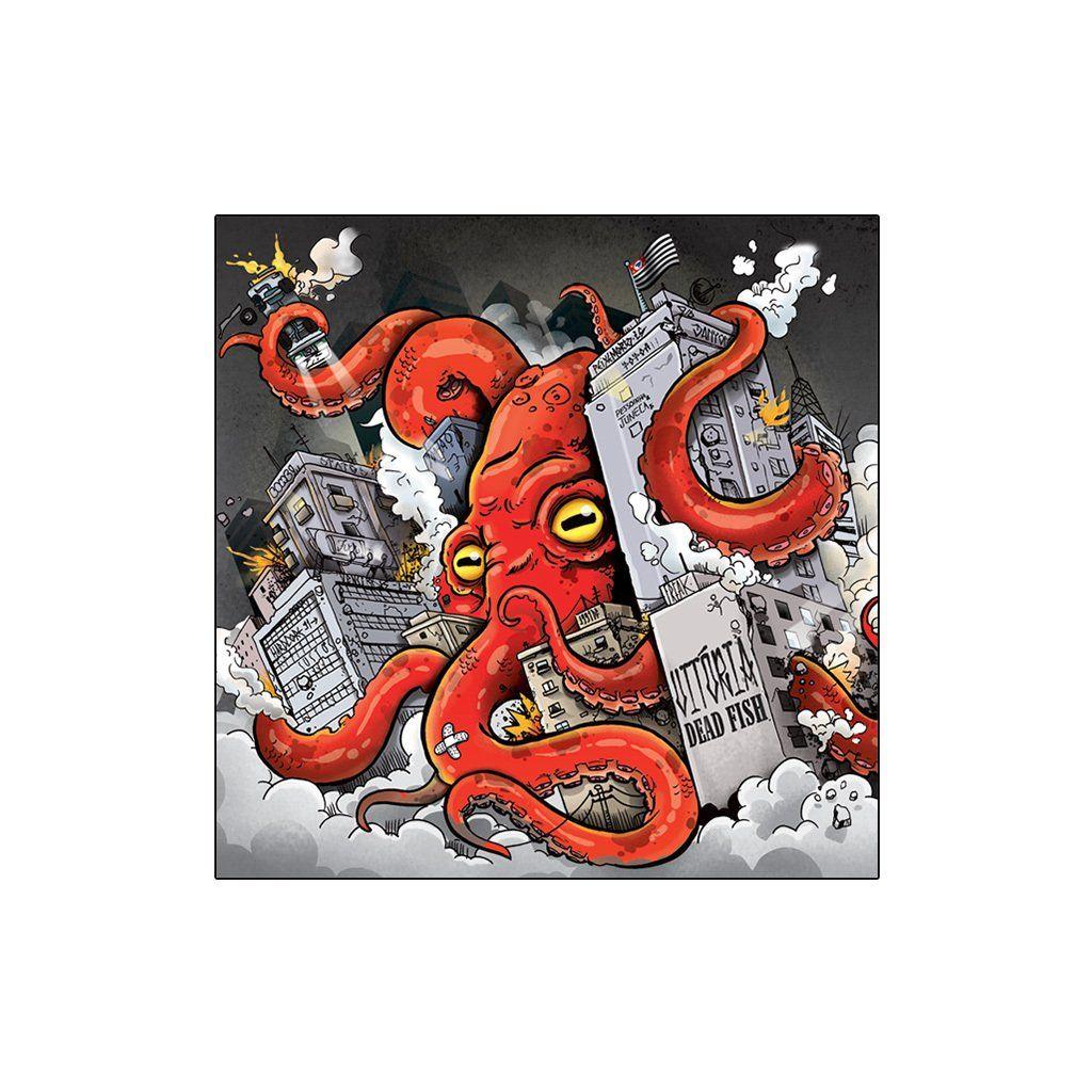 Dead Fish - Vitória [CD Digipack]