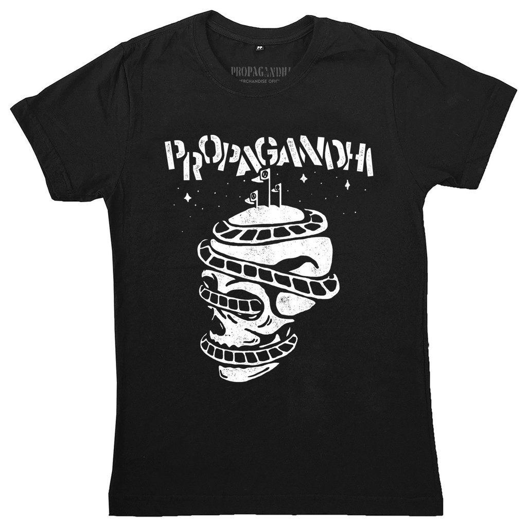 Propagandhi - Rollercoaster Skull
