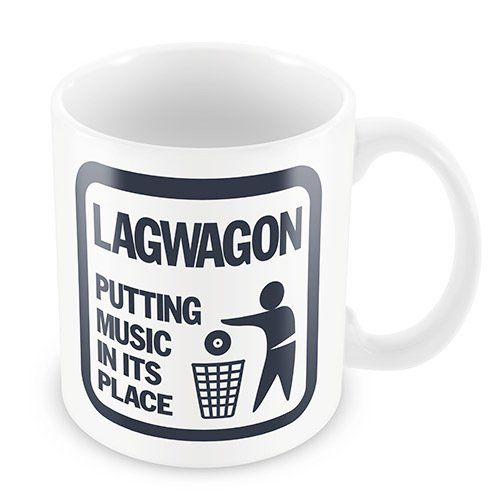 Lagwagon - Putting Music In Its Place [Caneca]