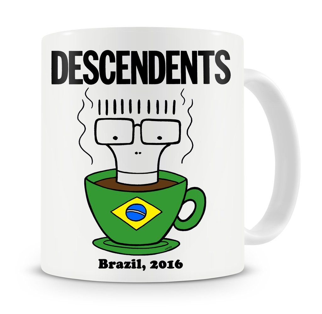 Descendents - Brazil 2016 [Caneca]