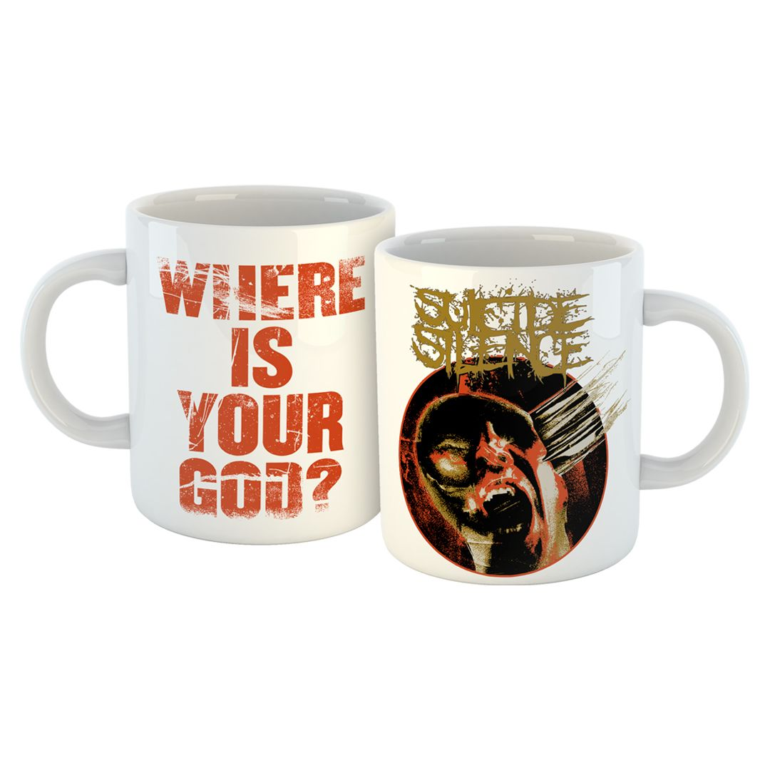 Suicide Silence - Where Is Your God [Caneca