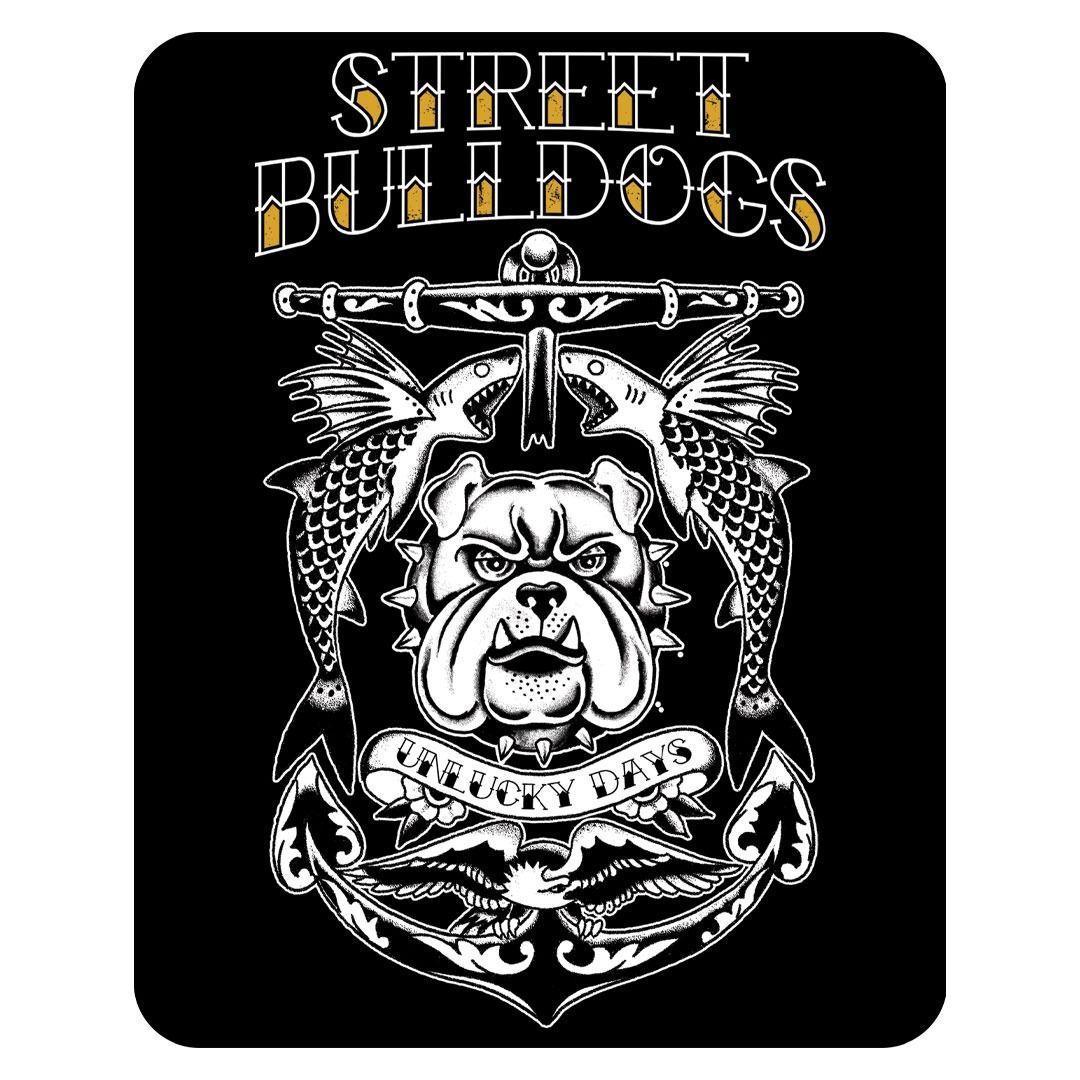 Street Bulldogs - Unlucky Days [Adesivo]