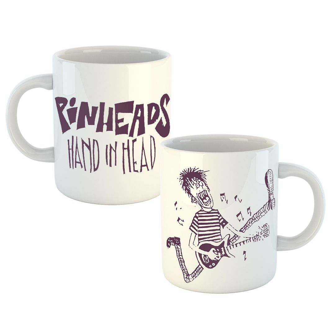 Pinheads - Hand In Head [Caneca]