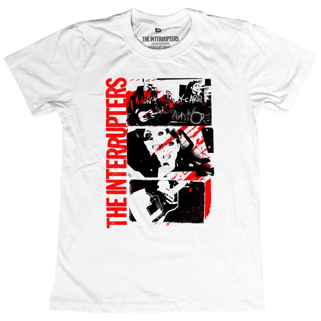 The Interrupters - Don't Care