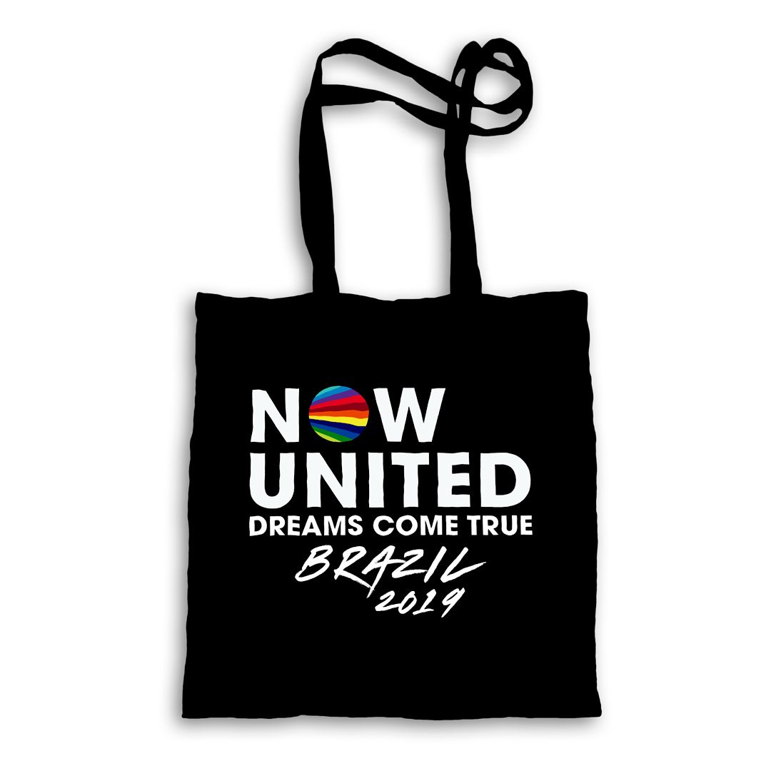 Now United - Dreams Come True Brazil 2019 [Sacola]