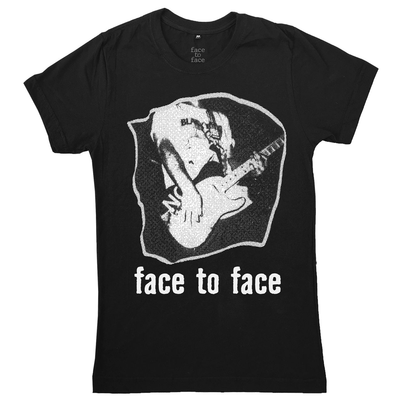 Face to Face - Sticker