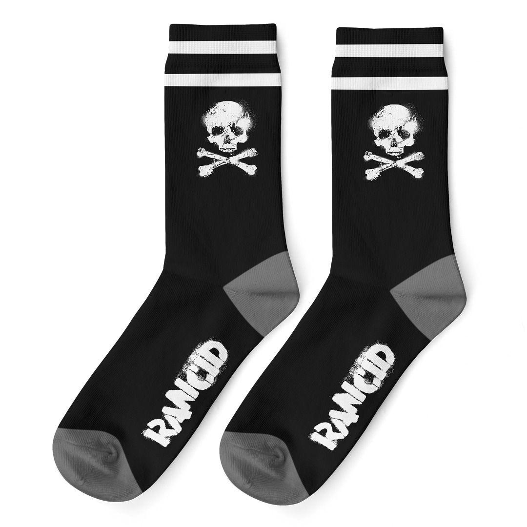 Rancid - D-Skull [Meias]