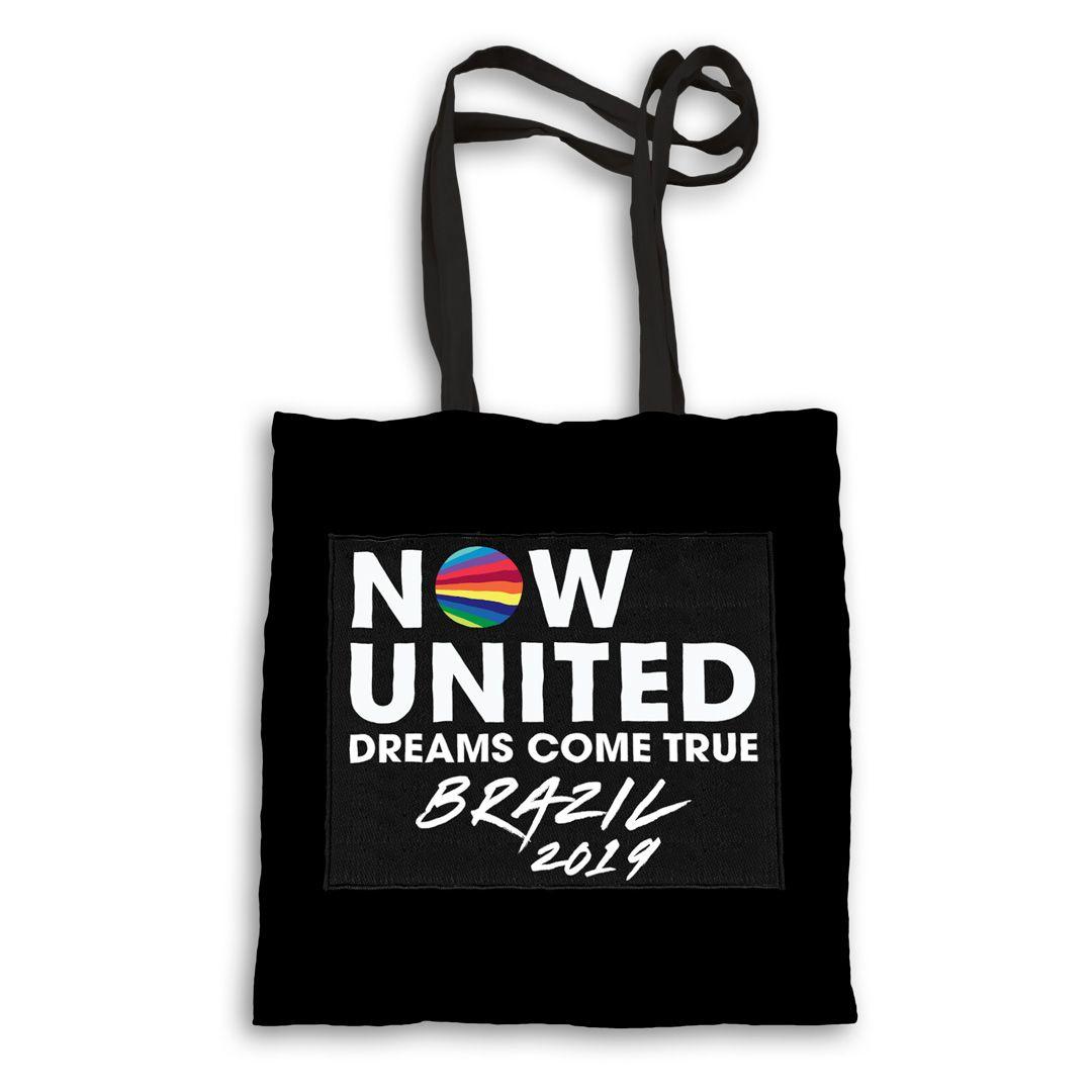 Now United - Dreams Come True Brazil 2019 [Sacola] [PRÉ-VENDA]