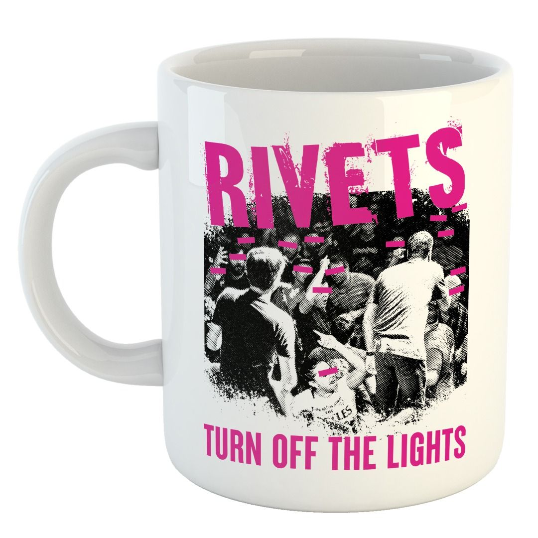 Rivets - Turn Off The Lights [Caneca]