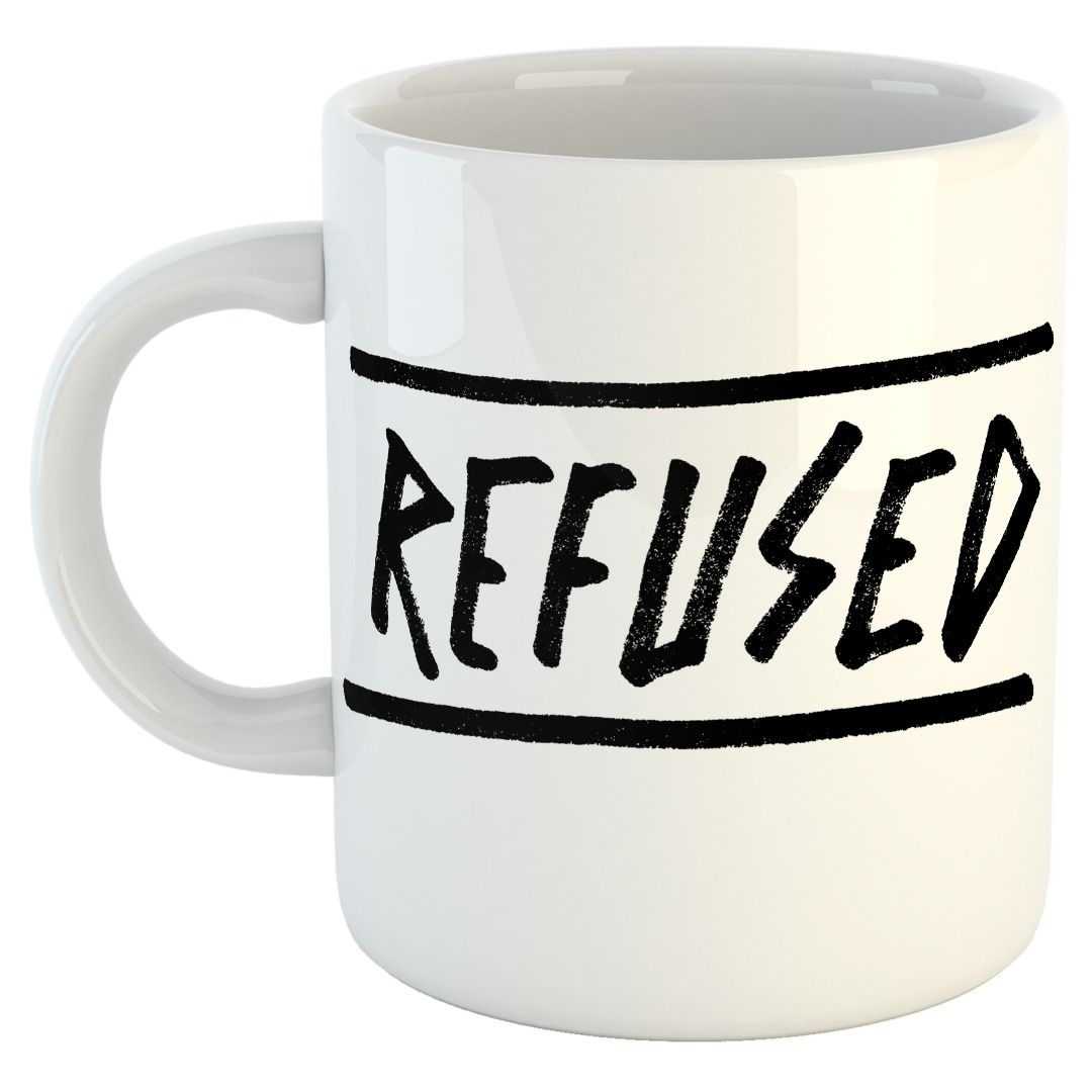 Refused - OG Logo [Caneca]