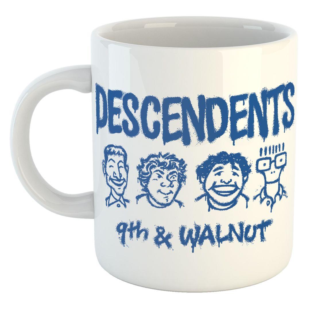 Descendents - 9th and Walnut [Caneca]