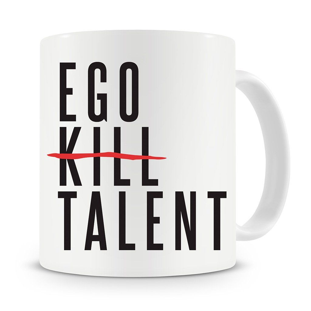Ego Kill Talent - Album Cover [Caneca]