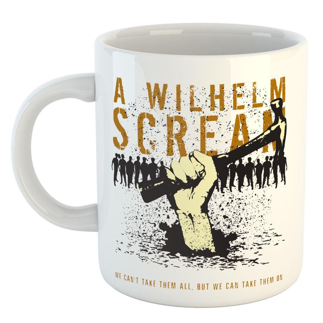 A Wilhelm Scream - Tan Hammer [Caneca]