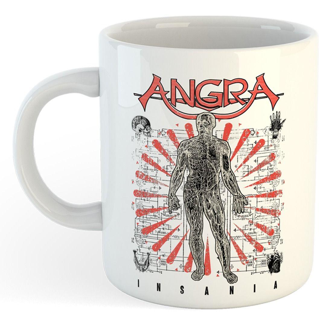 Angra - Insania [Caneca]