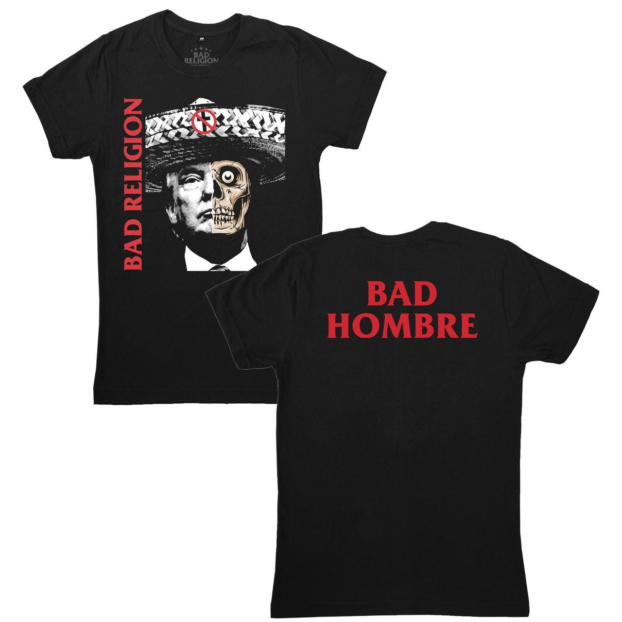 Bad Religion - Bad Hombre