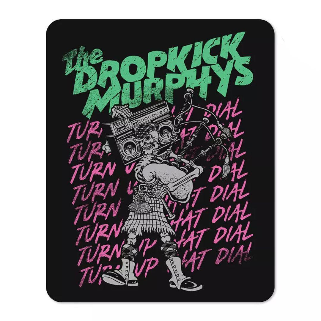 Dropkick Murphys - Skelly Repeat [Adesivo]