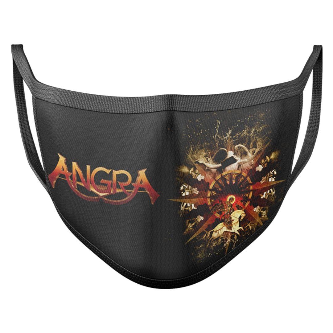 Angra - Best Reached Horizons [Máscara Reutilizável]