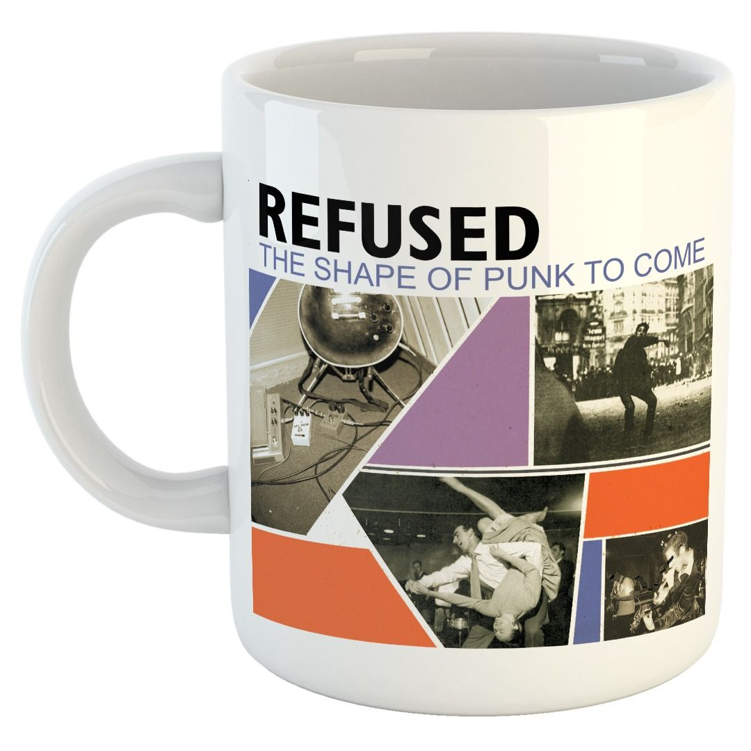 Refused - Shape Of Punk to Come [Caneca]