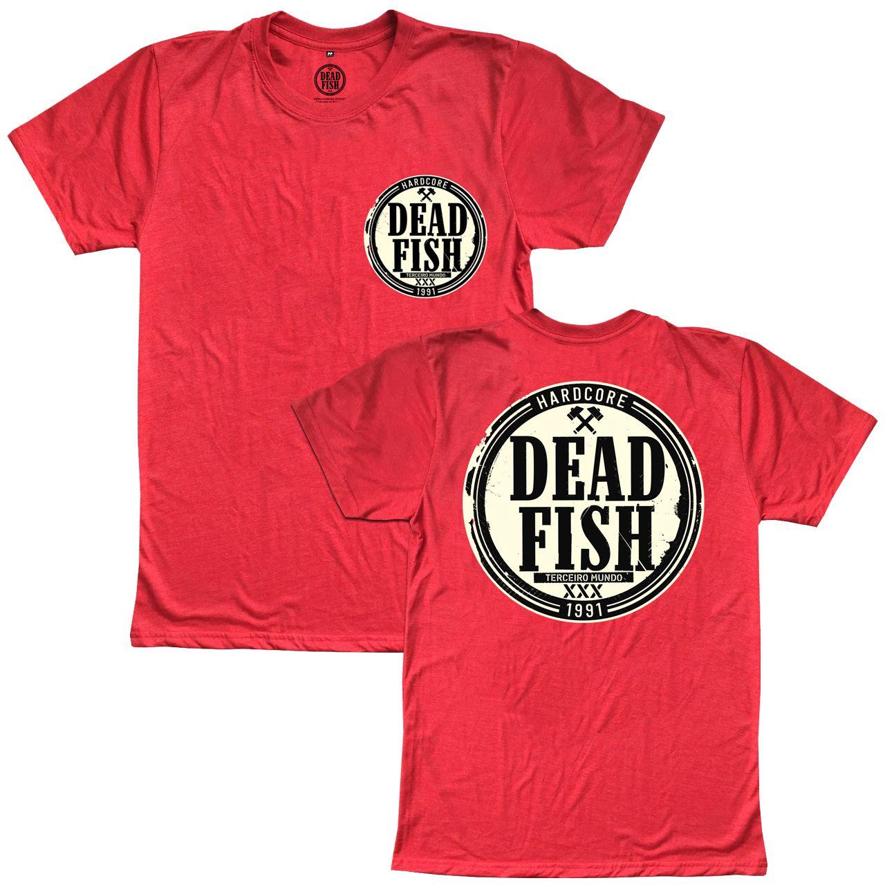 Dead Fish - Terceiro Mundo [Vermelho Mescla]