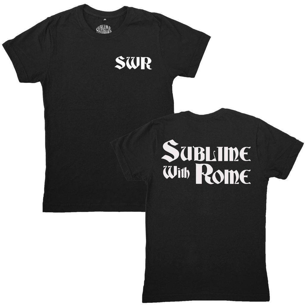 Sublime With Rome - Logo