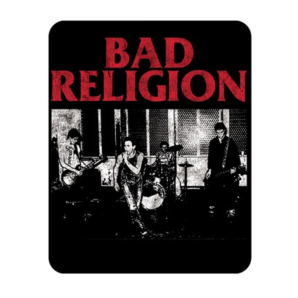 Bad Religion - Live 1980 [Adesivo]