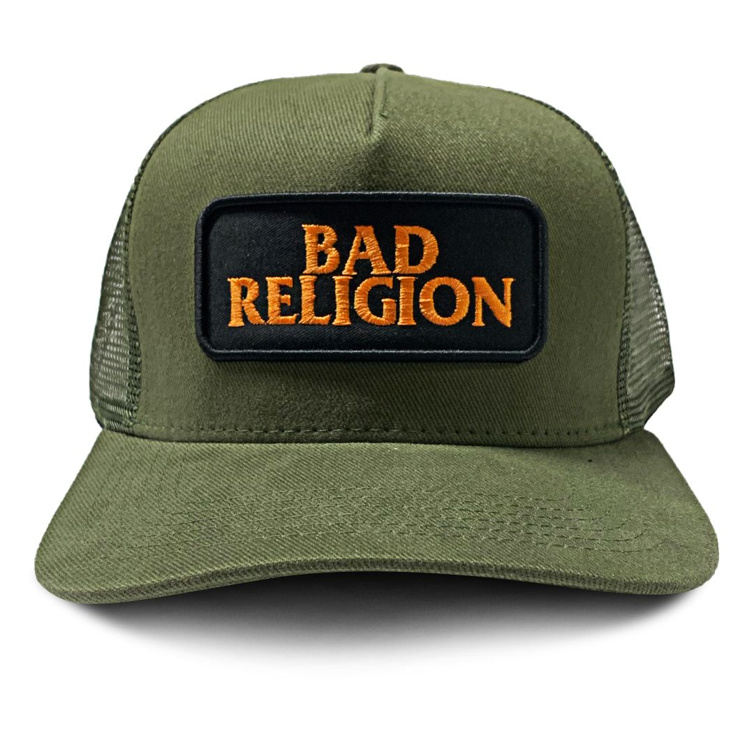 Bad Religion - Text Trucker Tour 2019 [Boné]