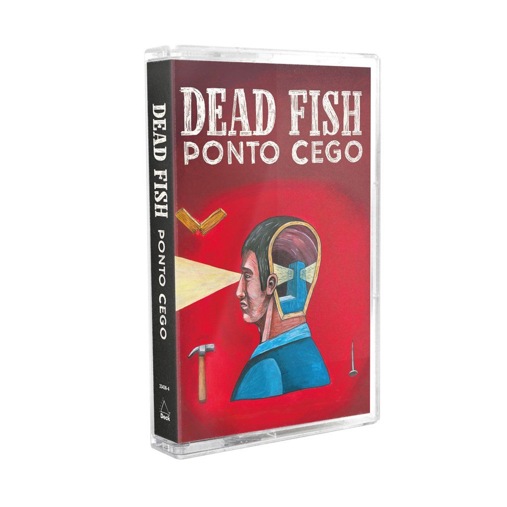 Dead Fish - Ponto Cego [K7]