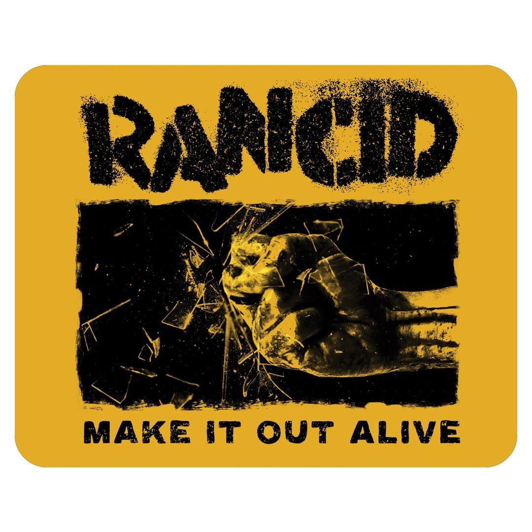 Rancid - Shattered [Adesivo]