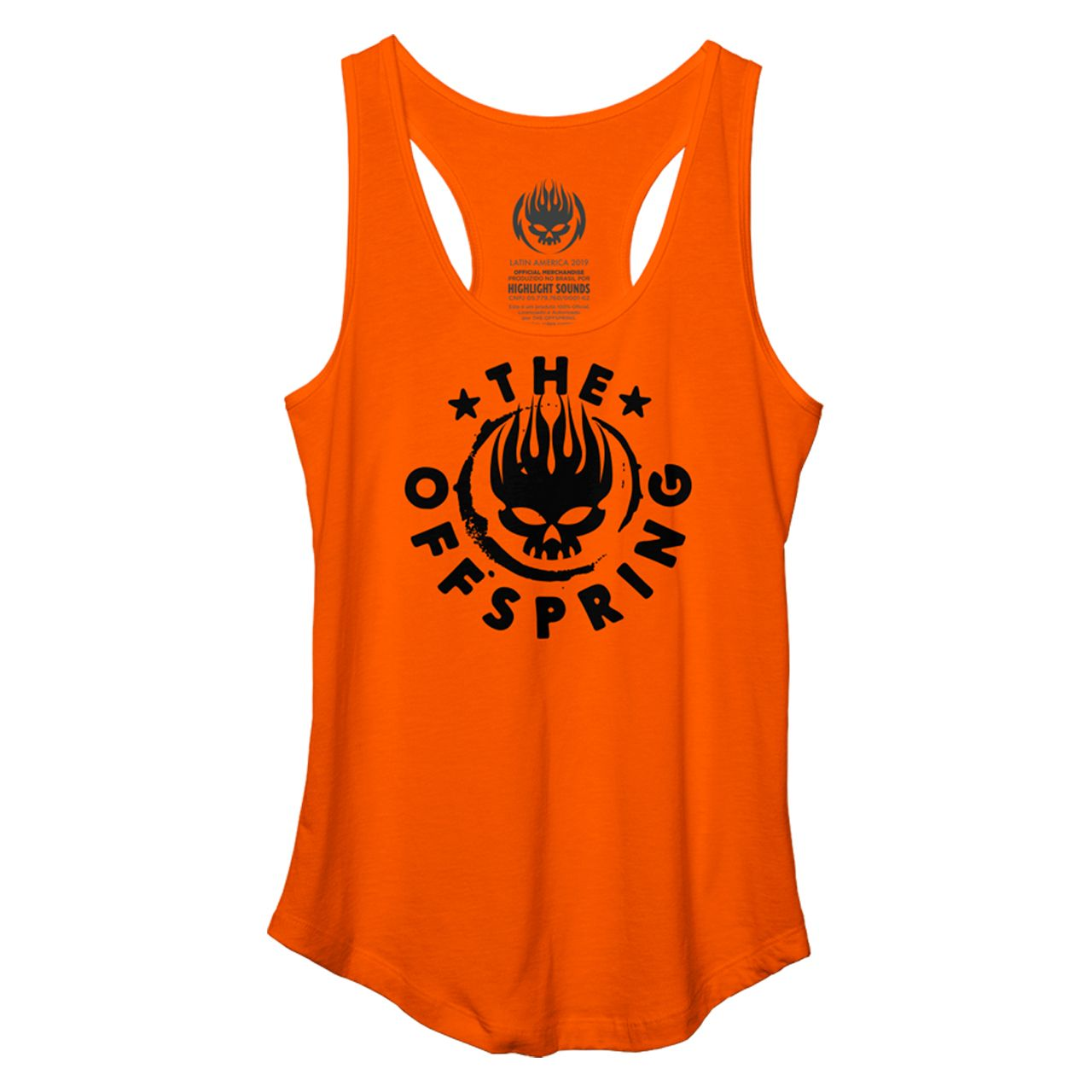 The Offspring - Star Tank Tour 2019 [Regata Feminina]