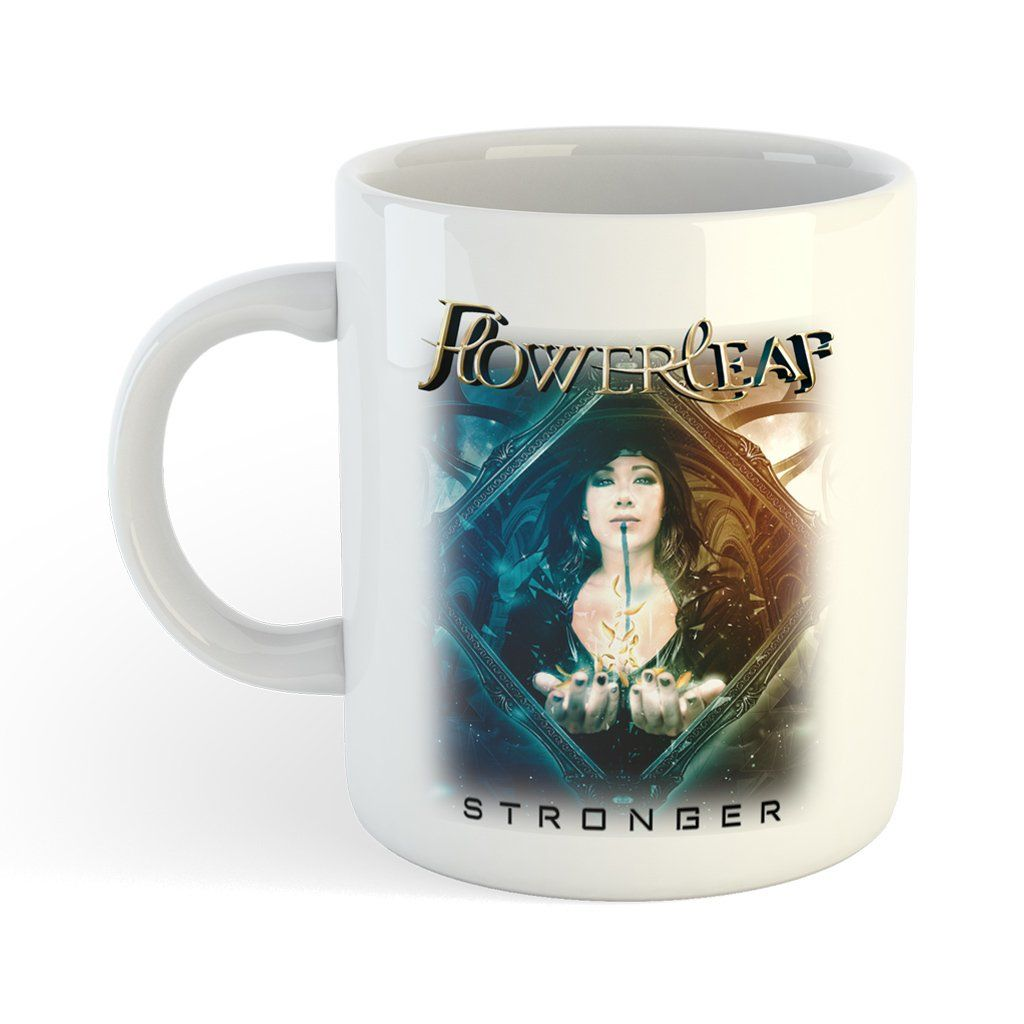 Flowerleaf - Stronger [Caneca]