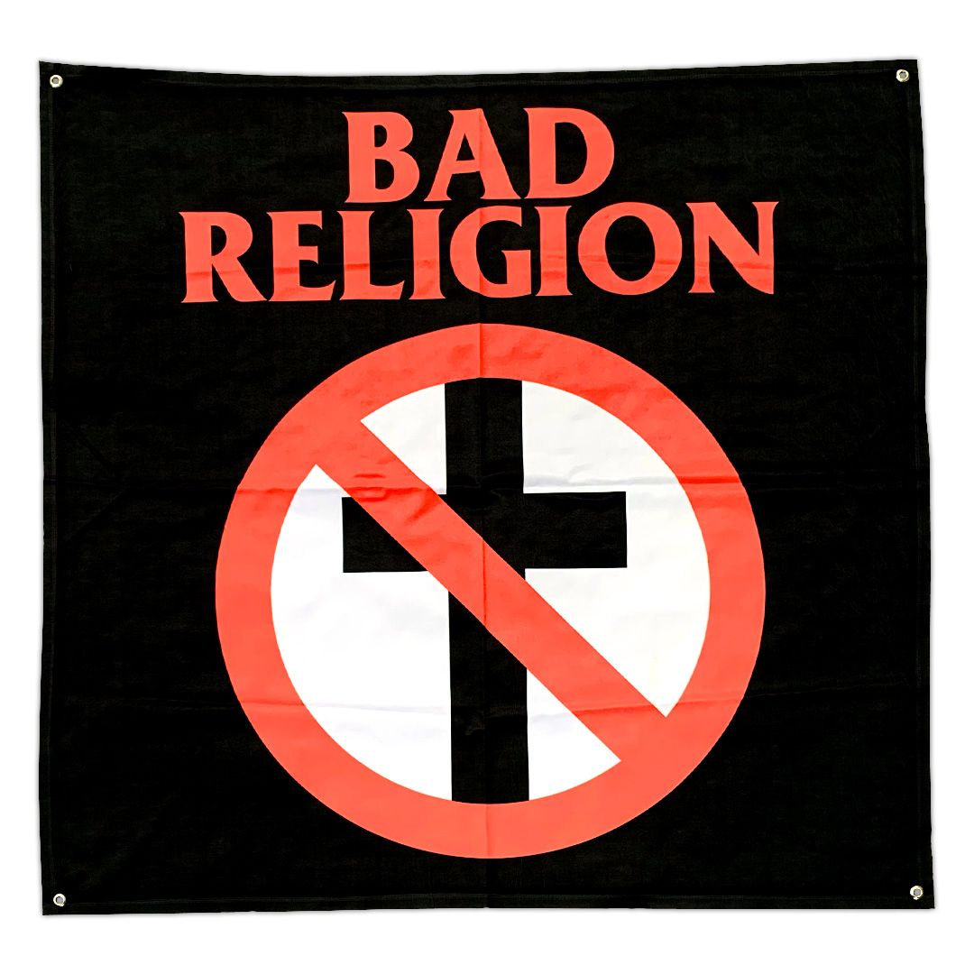 Bad Religion - Classic Buster [Bandeira]