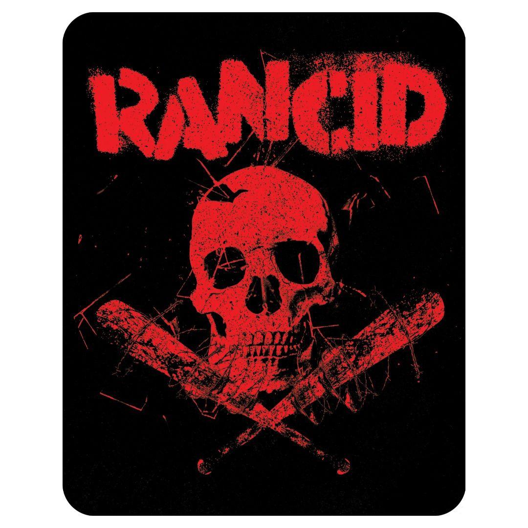 Rancid - Bats Red [Adesivo]