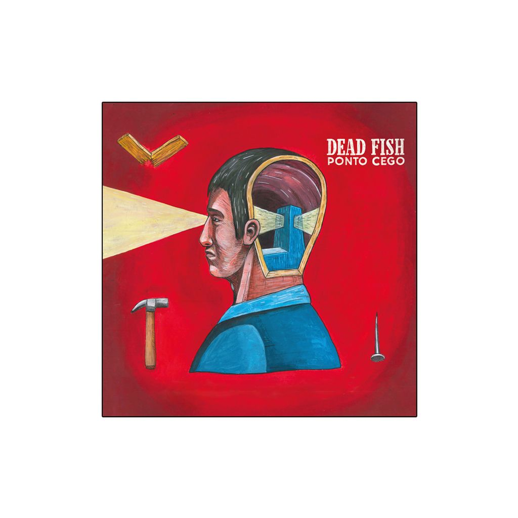 Dead Fish - Ponto Cego [CD Digipack]